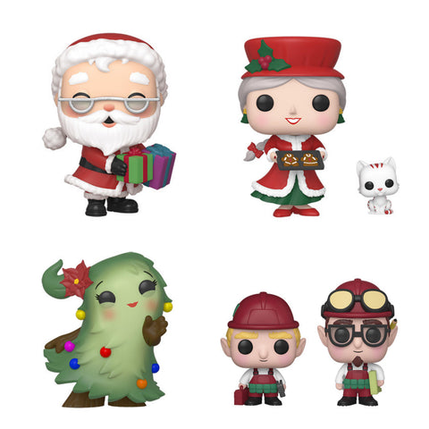 PoP! Holiday Bundle (Set Of 3 W/ 2 Pack) COMING SOON