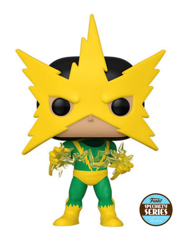 PoP! Marvel: Marvel 80th-First Appearance Electro (Specialty Series)