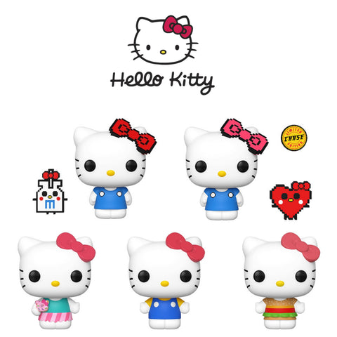 PoP! Sanria: Hello Kitty S2 Bundle W/ Chase COMING SOON