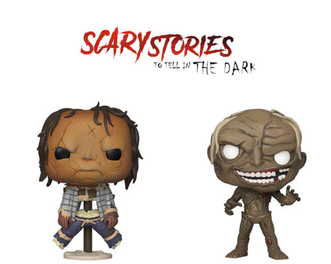 PoP! Movies: Scary Stories To Tell In The Dark bundle (Set Of 2) COMING SOON