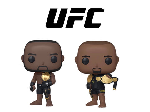 PoP! UFC bundle (Set Of 2) COMING SOON