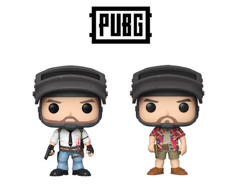 PoP! Games: PUBG bundle (Set Of 2) COMING SOON