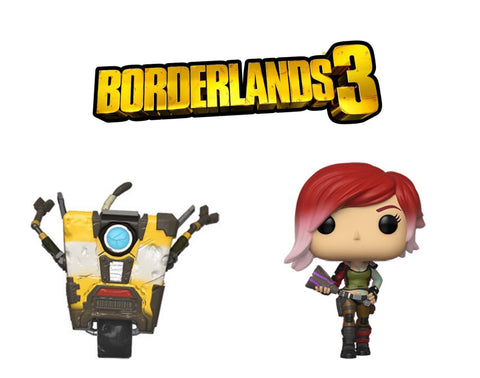 PoP! Games: Borderlands 3 bundle (Set Of 2)