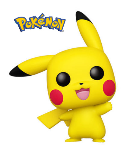 PoP! Games: Pokemon-Pikachu (Waving) COMING SOON