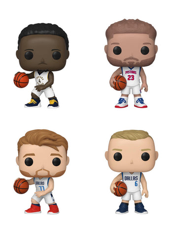 PoP! NBA: Bundle (Set of 4) COMING SOON