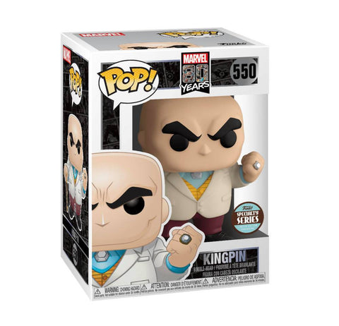 PoP! Marvel: 80th- First Appearance: Kingpin Specialty Series