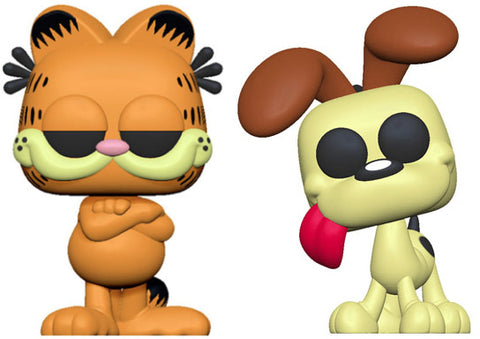 POP! Comics: Garfield (Set Of 2)