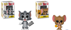 TOM & JERRY Funko PoP! Bundle (Set Of 2)