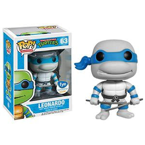FYE EXCLUSIVE-LEONARDO-Teenage Mutant Ninja Turtles Funko PoP!