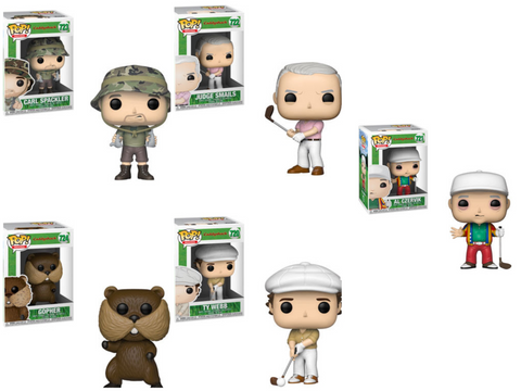 POP!: CADDYSHACK Bundle (Set Of 5)