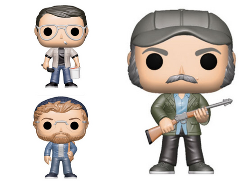 POP! MOVIES: JAWS Bundle (Set Of 3)