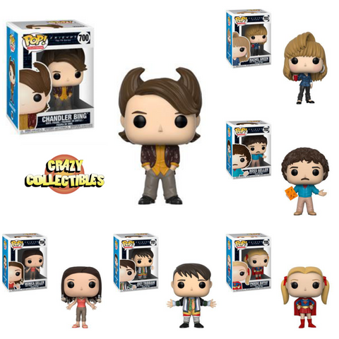FRIENDS Funko PoP! Bundle (Set Of 6)