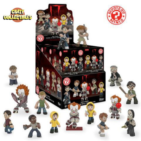 IT-Mystery Minis (Unopened Box Of 12)