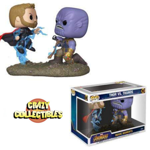 *PRE-ORDER* THOR VS. THANOS-Funko Movie Moment COMING JANUARY