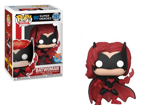 PoP! Heroes: DC-Batwoman PX Exclusive