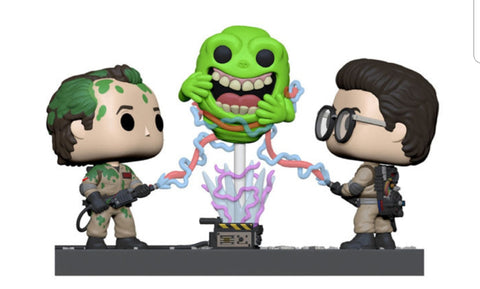POP! MOVIE MOMENT-GHOSTBUSTERS (Banquet Room)