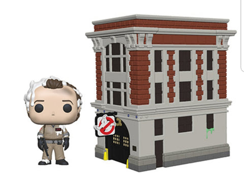 POP! TOWN: GHOSTBUSTERS (Peter W/ House)