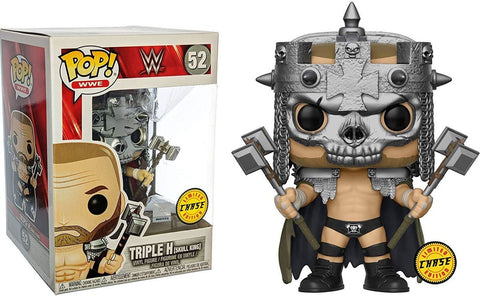 CHASE-TRIPLE H-WWE Funko PoP!