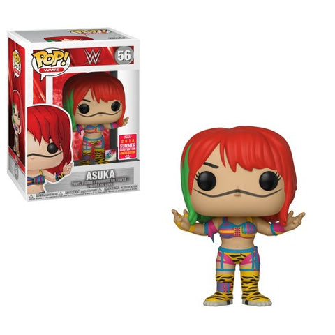 2018 SDCC-SHARED EXCLUSIVE-ASUKA-WWE Funko PoP!