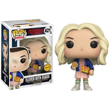 CHASE ELEVEN (With Eggos)-Stranger Things Funko PoP!