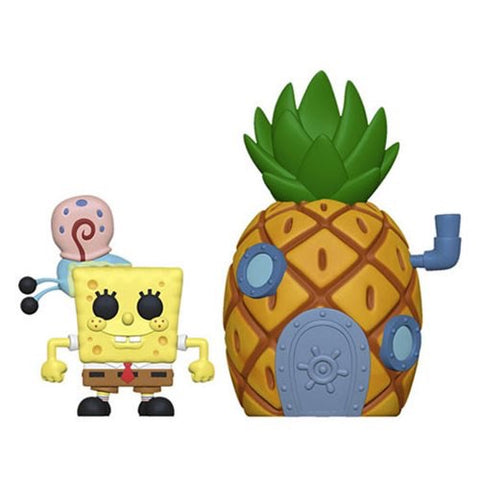 POP! TOWN: Spongebob Squarepants