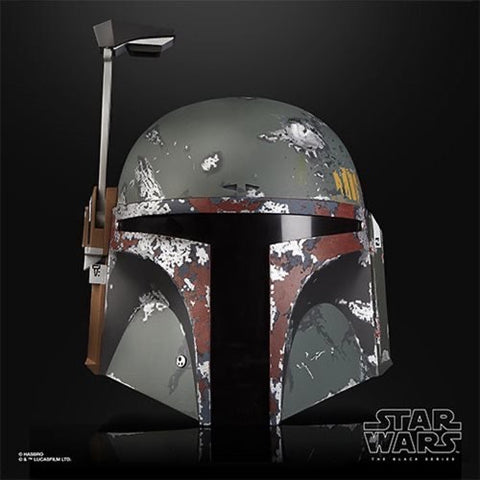 Hasbro-Star Wars The Black Series Boba Fett Helmet