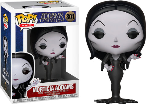 PoP! Movies: The Addams Family-Morticia