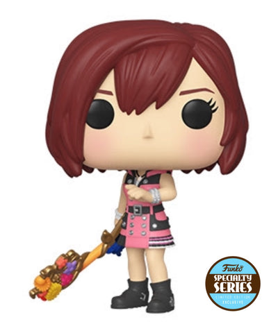 PoP! Disney: Kingdom Hearts 3 S2-Specialty Series-Kairi W/ Keyblade