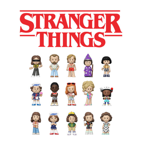Mystery Minis: Stranger Things (Box Of 12) COMING SOON