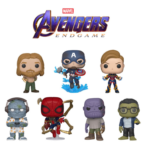 PoP! Marvel: Endgame bundle (Set Of 7) COMING SOON