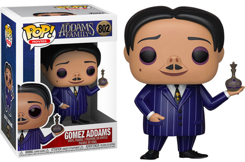 PoP! Movies: The Addams Family-Gomez