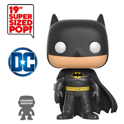 "PoP! Heroes: DC-Batman 19"" COMING SOON"
