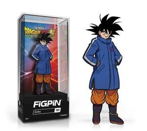 FiGPiN- DRAGONBALL SUPER BROLY MOVIE: Goku Classic