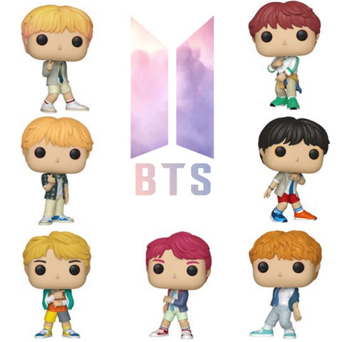 POP! ROCKS: BTS