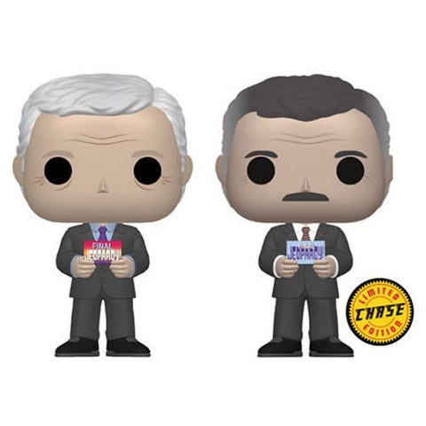 POP! TV: JEOPARDY-Alex Trebek W/ Chase