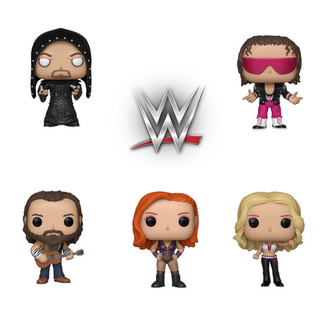 POP! WWE Bundle (Set Of 5)