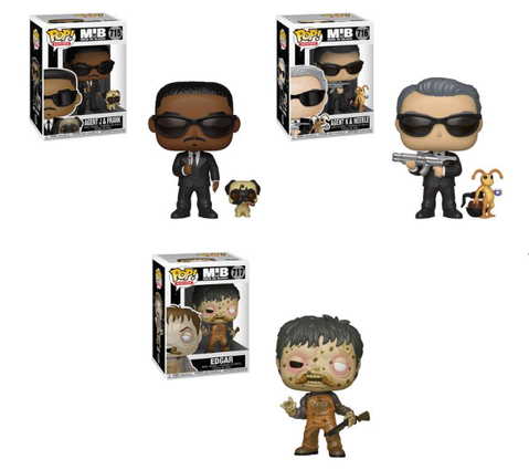 POP! & BUDDY- MOVIES: MEN IN BLACK Bundle (Set Of 3)