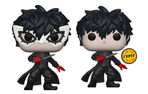 THE JOKER W/ CHASE-Persona 5 Funko PoP! Bundle