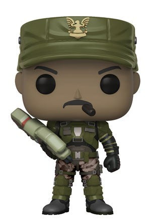 CHASE SGT JOHNSON-Halo Funko PoP!