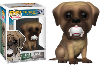 NOT MINT GAMESTOP EXCLUSIVE BEAST Funko PoP!