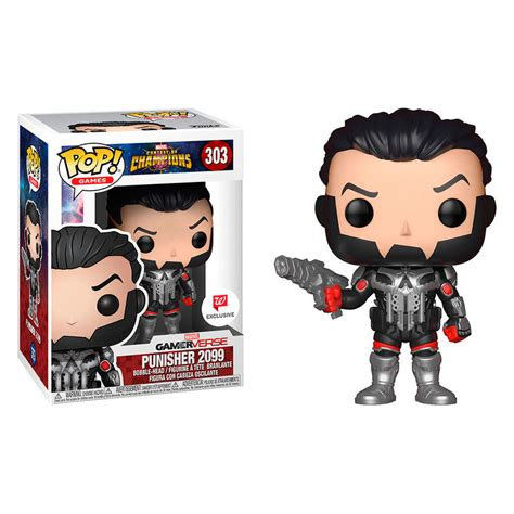 WALGREENS EXCLUSIVE PUNISHER 2099 Funko PoP!