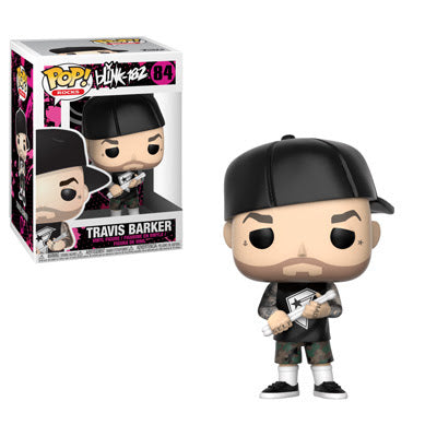 TRAVIS BARKER-Blink 182 Funko PoP!