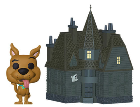 *PRE-ORDER* POP! TOWN-SCOOBY DOO (HAUNTED MANSION) COMING SOON