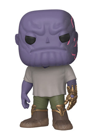PoP! Marvel: Endgame- Casual Thanos w/ Gauntlet COMING SOON