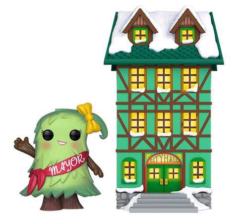 PoP! Town: Holiday-Town Hall W/ Mayor Patty Noble (Light's Up)