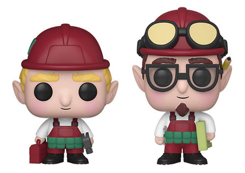 PoP! Holiday: Randy and Rob 2 Pack COMING SOON