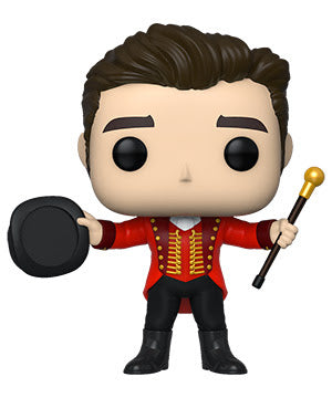 PoP! Movies: The Greatest Showman- P.T. Barnum COMING SOON