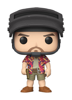 PoP! Games: PUBG- Hawaiian Shirt Guy COMING SOON