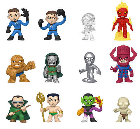 Mystery Mini: Fantastic Four (Case of 12) COMING SOON