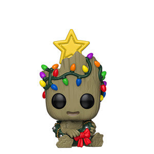 PoP! Marvel: Holiday- Groot